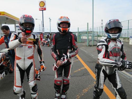 KTM 390 Cup に挑戦!カスタムクラス奮闘記 Vol.26 夢をクリア!