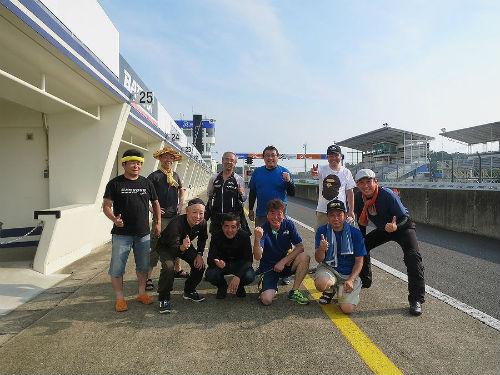7/16 プライダースファミリーフェスタin筑波サーキットコース2000 開催しました!