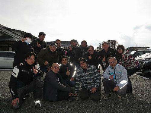 11/18 YOYOワイワイオンロードツーリング in 富士に行って来ましたよ~!