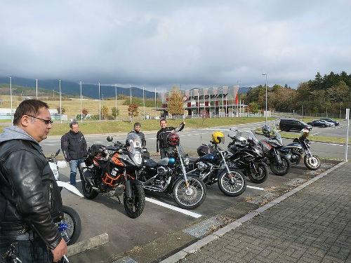 11/18 YOYOワイワイオンロードツーリング in 富士に行って来ましたよ~!_02