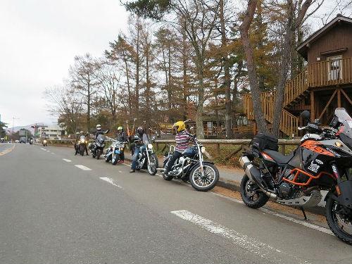 11/18 YOYOワイワイオンロードツーリング in 富士に行って来ましたよ~!_04