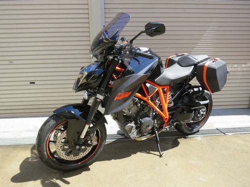 KTM 1290 SUPER DUKE R - Adventureと名付けました。_02