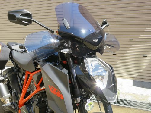 KTM 1290 SUPER DUKE R - Adventureと名付けました。_06