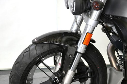 CARBON DRY FRONT FENDER