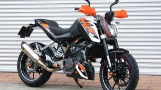KTM 200 DUKE - RS