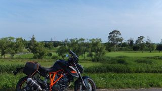 KTM 1290 SUPER DUKE R - Adventure