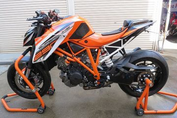 1290 SUPER DUKE R Weekend Racer