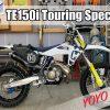 Husqvarna TE150i Touring Special