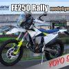 Husqvarna FE250 Rally 2021