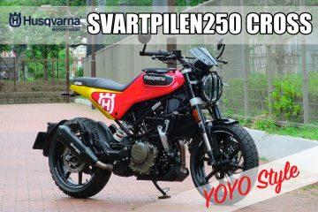 Husqvarna SVARTPILEN250 CROSS
